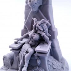 Picture of print of Waverendor - Dragon Goddess