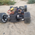 RC Truggy - Fully 3D printed RC car image