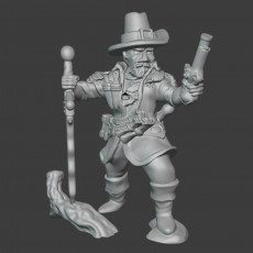 Witch Hunter - Free Model