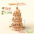 SelfCAD Contest - Christmas Pyramid image