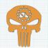 Punisher Skull 3% Idaho image