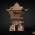 Barbarian Dice Tower - SUPPORT FREE! image