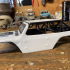 SCX24 roll cage for stock JL body image