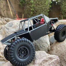 SCX24 TRAIL RIPPER CHASSIS KIT