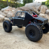 SCX24 TRAIL RIPPER CHASSIS KIT image