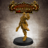 Adventurers Guild - LEVEL UP! Artificer Female (32mm scale modular Miniature) - set of 3 figures image