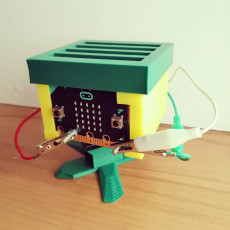 MICRO:BIT ROBOT.