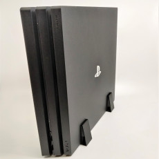 PS4 Pro Stand Vertical