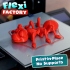 Cute Flexi Print-in-Place Ant image