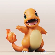 Charmander(Pokemon)