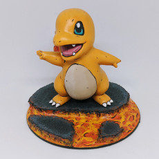 Picture of print of Charmander(Pokemon)
