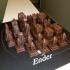Jogo de Xadrez Goianese / Art Deco Chess Set image