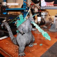 Picture of print of Godzilla_1995_Full Body_H30cm
