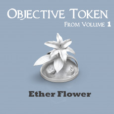 Objective Token : Ether Flower