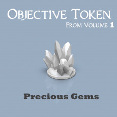 Objective Token : Precious Gems