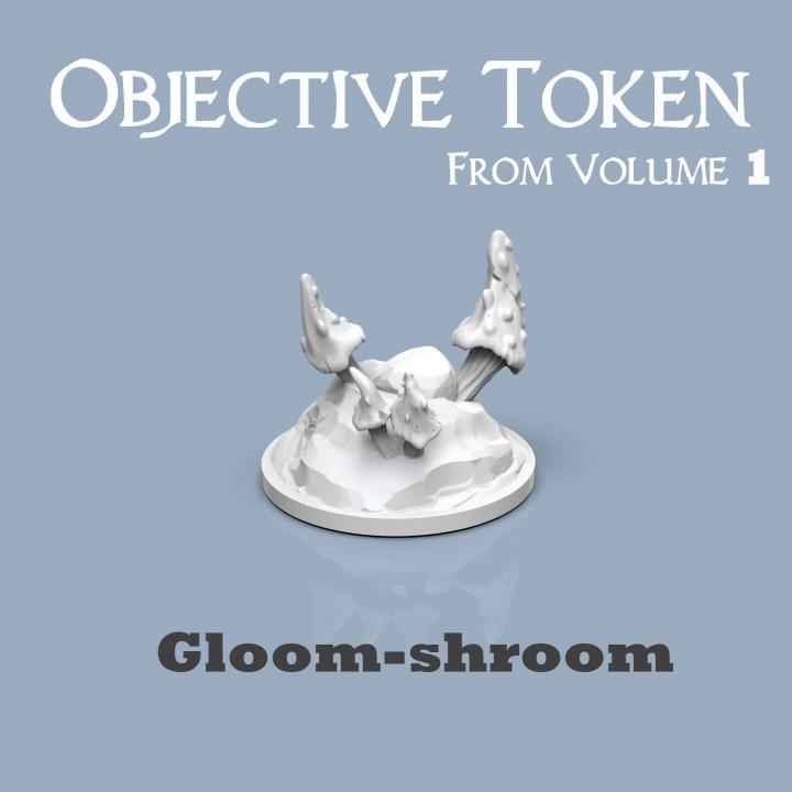 Objective Token : Gloom-Shroom