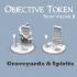 Objective Token : Graveyards & Spirits image