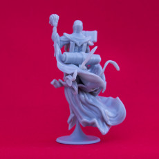 Picture of print of Lich - Tabletop Miniature