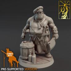 Townfolks Ogre Cook