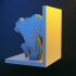 Cubic Bear Book End image