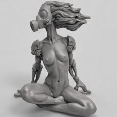 Transhuman Female