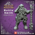 Artificers Collection - Pack of 10+ Artificer models - 32mm scale - D&D image