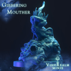 Gibbering Mouther