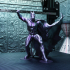 Batman on a roof Support Free Remix image