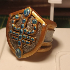 Picture of print of Defense ring