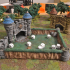 Dice BattleFields - Human Castle & Orcish Tower (Modular dice tower + tray) image