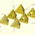 String tetrahedrons image
