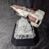 Display Base and Stand for Bandai Star Wars 1/72 Kits image