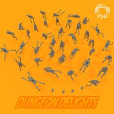 Dungeon Delights - Skeletons