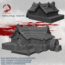Halfling Hill Village