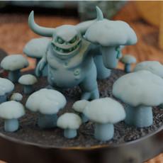 Mushroom loving Nurgling