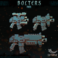 Bolters Free Pre-Supported