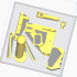 Snap-on XBOX Flight Simulator HOTAS Joystick image