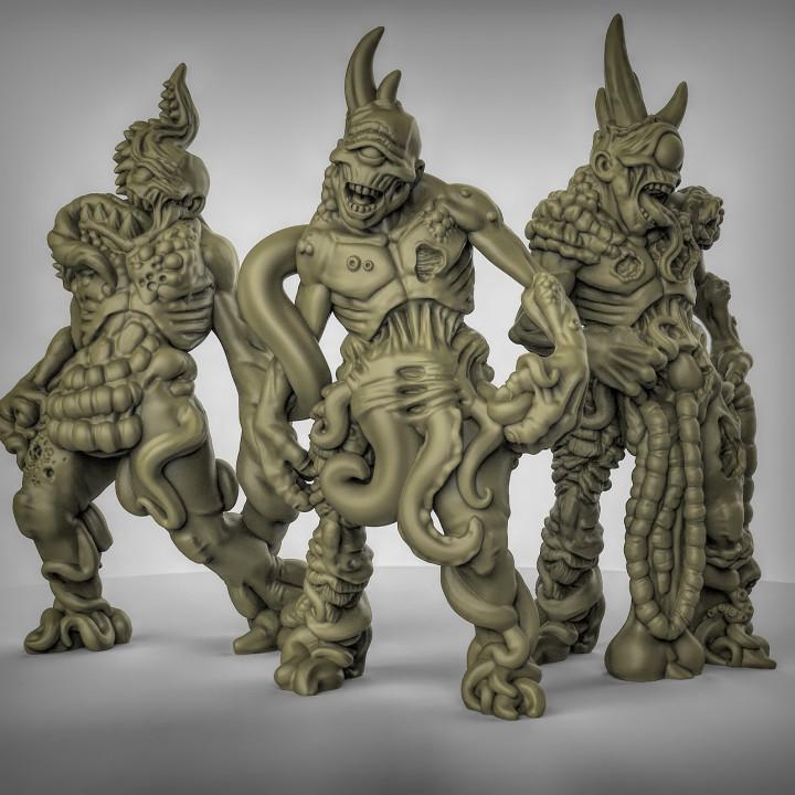 Plague Demons