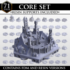 Hexton Hills Core Set