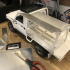 Canopy Frame for the Killer Body Toyota LC70 image