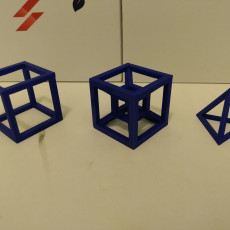 Regular Polytope or Platonic Solide in 3 and 4 Dimension