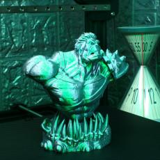 Planet Hulk Bust Support Free Remix