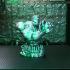 Planet Hulk Bust Support Free Remix image