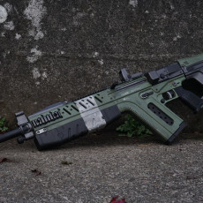 Halo Infinite VK78 Commando