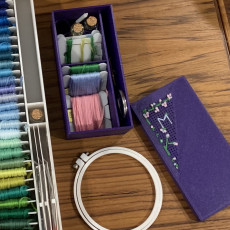 Embroidery To-Go Kit