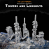 Battlefields of Tomorrow - Towers and Lookouts image