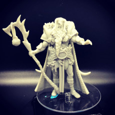 Picture of print of Frost Giant Shaman