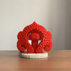 Picture of print of 3D printing industry awards 2020