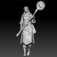 Sunflower Druid.