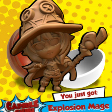 Explosion Mage